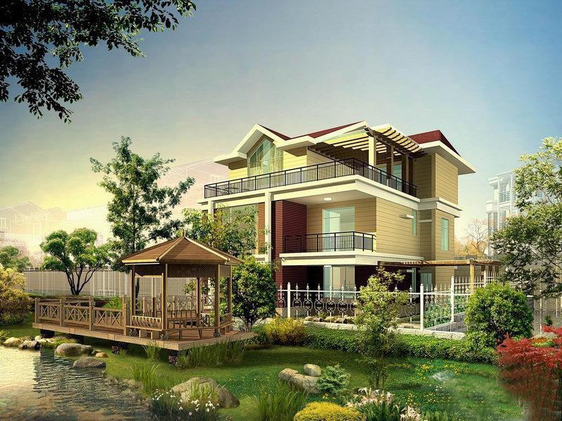 新农村别墅住宅设计图