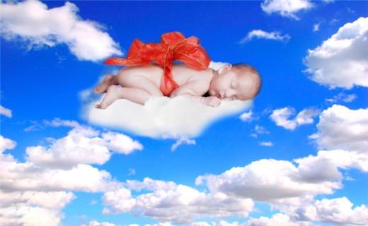 可爱女宝宝电脑桌面壁纸