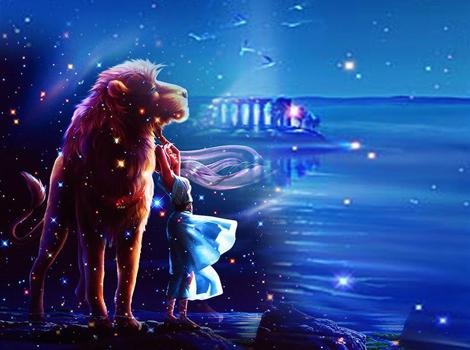 狮子座人生和摩羯座八字配对狮子座-易奇女生男生星座天蝎座对感恩的网站图片