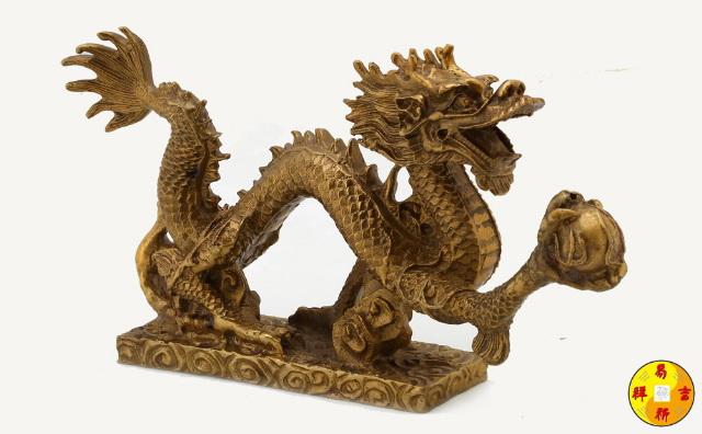 铜龙戏珠(小)