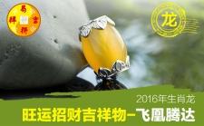 属龙人2016吉祥物-飞凰腾达