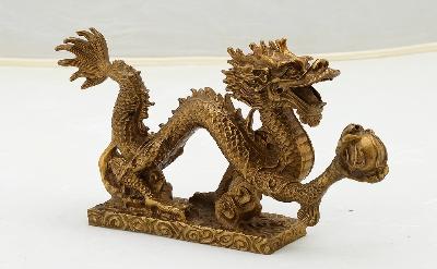 铜龙戏珠(大)